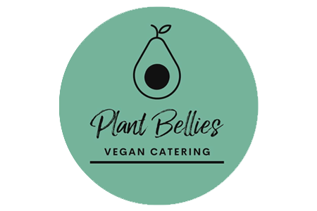 Plant Bellies Vegan Catering logo