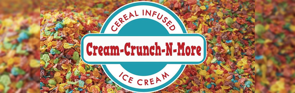 Welcome Cream-Crunch-N-More to The Hive!